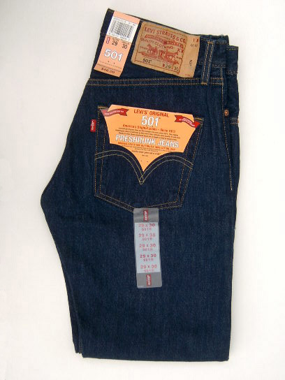 Levi Strauss Womens Jeans